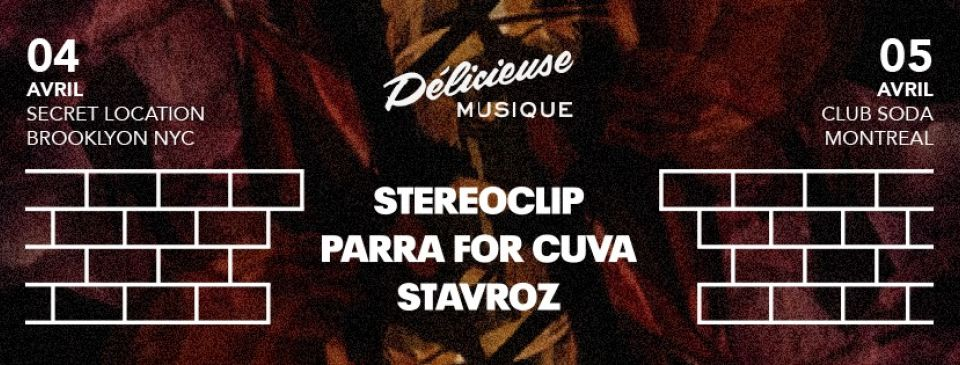 Delicieuse Musique - New York / Montreal
