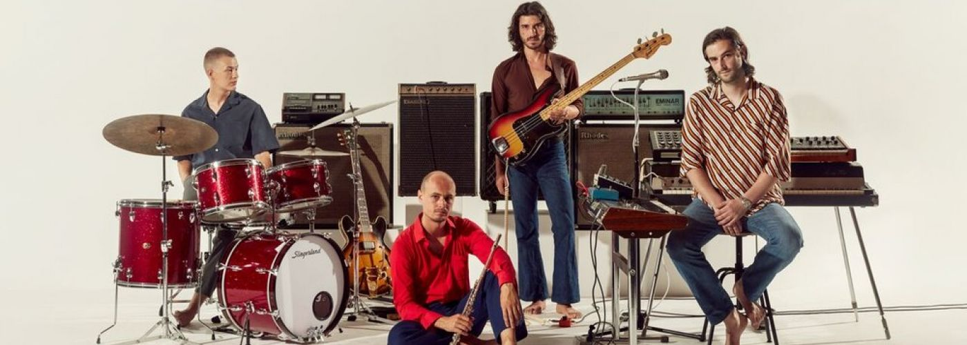 Delicieuse Musique - Aussie s band Mildlife returns with a