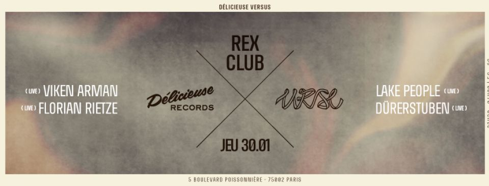 PARIS - REX CLUB